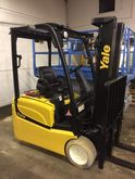 2012 Yale ERP030 Electric Elect