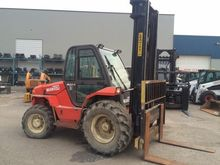Used 2005 Manitou M8