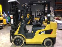 2011 Cat 2C5000 LP Gas Cushion
