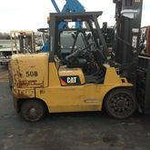 Used 2009 Cat GC70K
