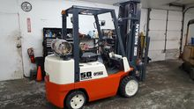 Used Nissan 50 LP Ga