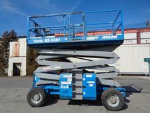 2006 Genie GS3384RT Dual Fuel S