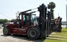 2012 Taylor TXi650L Diesel Pneu