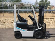 2015 Unicarriers FB09 Electric