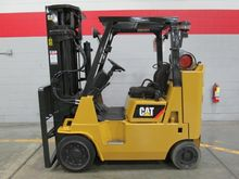 Used 2006 Cat GC40K-