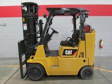 2006 Cat GC40K-LP-STR LP Gas Cu
