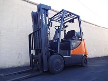 2012 Doosan GC25P LP Gas Cushio