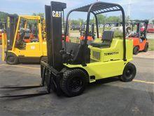 Cat 62L410 LP Gas Pneumatic Tir