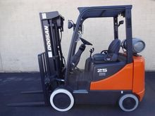 2013 Doosan GC25P-5 LP Gas Cush