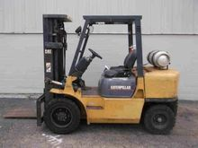 2003 Cat GP30K LP Gas Pneumatic