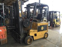 Used 1994 Hyster E50