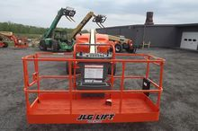 Used 2007 JLG 400S D