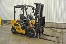 Cat 2PD5000 Diesel Pneumatic Ti
