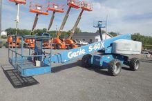 2013 GENIE S-60X Diesel Boom Li