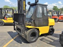 Used Hyster H80XL LP