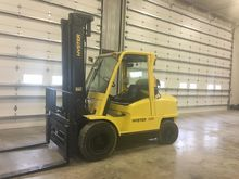 Used 2001 Hyster H10