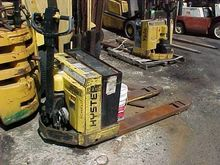 Used Hyster Electric
