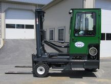 2016 Combilift C10000XL LP Gas