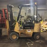 Used Hyster H25XL LP