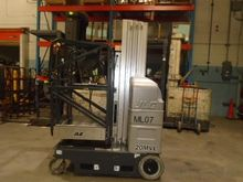 Used 2012 JLG 20MVL