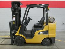 2011 Cat 2C6000-LE LP Gas Cushi