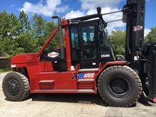 2015 Taylor X550M Diesel Pneuma