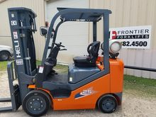 Heli Warehouse Forklift LP Gas