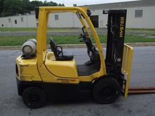 2012 Hyster H50FT LP Gas Pneuma