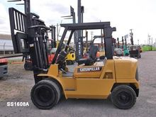 Used 2004 Cat DP40KL