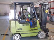Used 1991 Clark GCX2