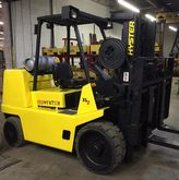 1996 Hyster S155XL LP Gas Cushi