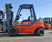 Linde H30D Diesel Pneumatic Tir