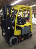 2010 Hyster E60XN Electric Elec
