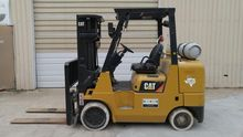 Used 2012 Cat GC40K-