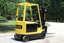 2004 Hyster E50XM2-33 Electric