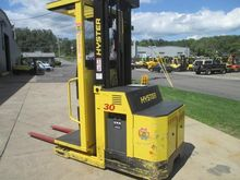 2012 Hyster R30XMS2 Electric El
