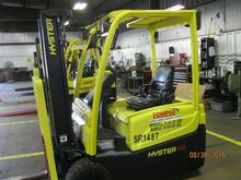 Used 2011 Hyster J40