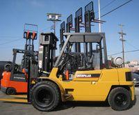 Used 2000 Cat GPL40