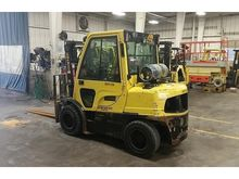 2011 Hyster H80FT LP Gas Pneuma