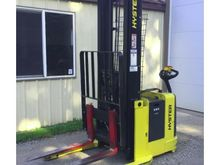 2010 Hyster W20ZR Electric Elec