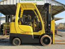 2005 Hyster S60FT LP Gas Cushio