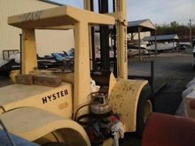 Hyster H180H LP Gas Pneumatic T