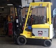 Used 1998 Hyster E50
