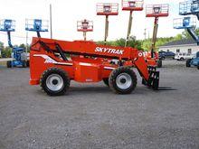 2007 Skytrak 6042 Diesel Teleha