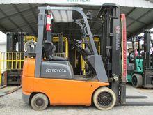 Used 2001 Toyota 7FG