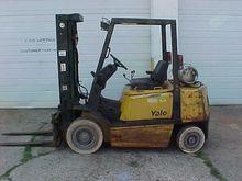 Yale GLP050 LP Gas Pneumatic Ti