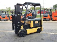 Used Cat EC25K Elect
