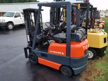 Used 1999 Toyota 6fg