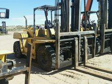 2005 Cat DP150 Diesel Pneumatic