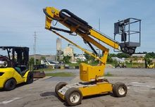 NIFTY SP34NE Electric Boom Lift